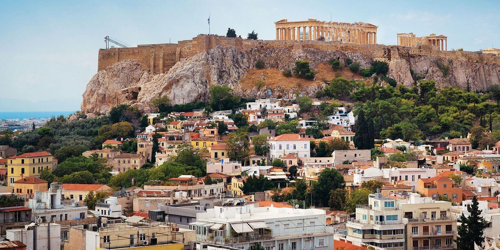 Athens city breaks