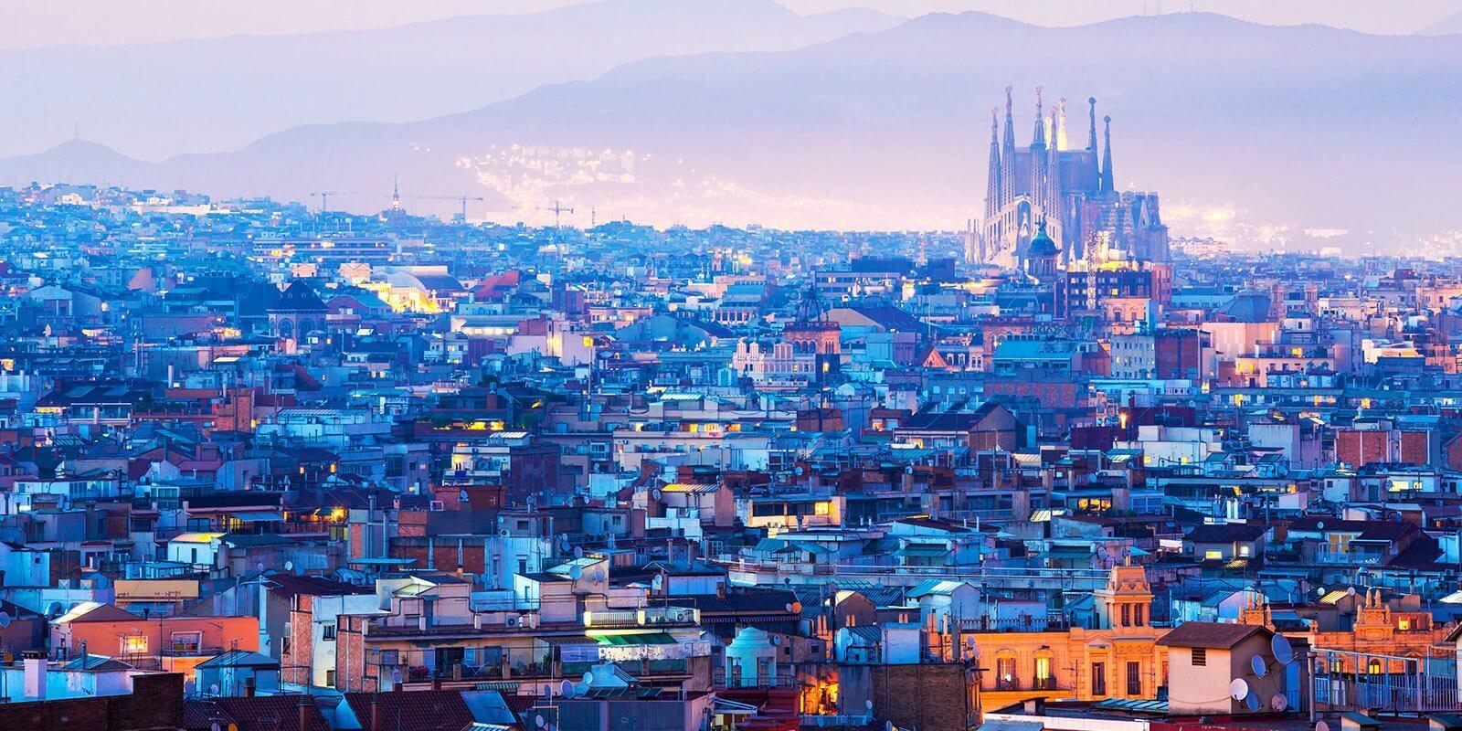 Cheap Barcelona City Break Deals Thomas Cook