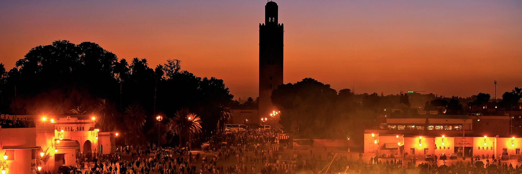 Marrakech city breaks