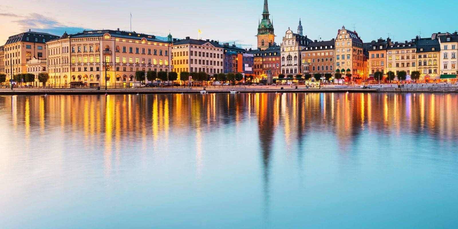 Stockholm city breaks