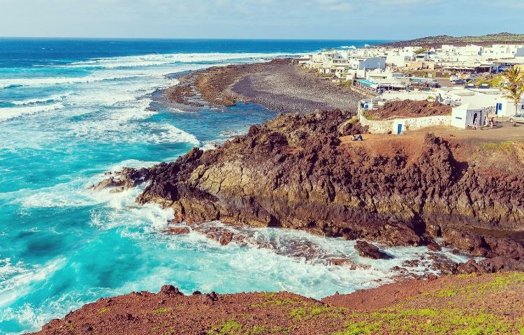 Where's hot September - Lanzarote